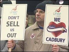 Cadburyprotest